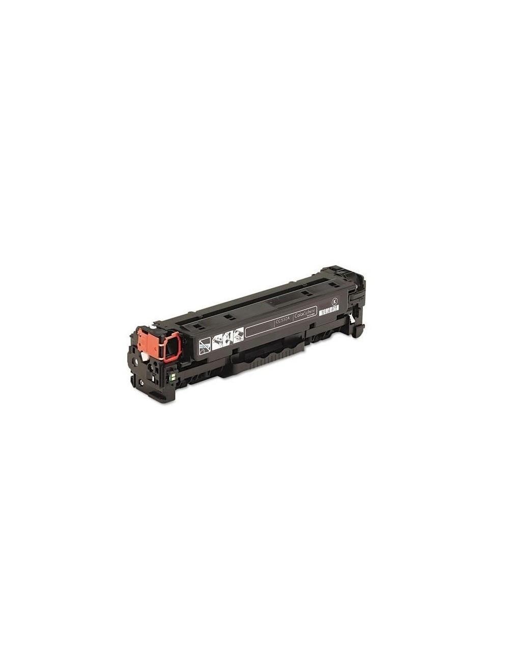 Συμβατό Καινούριο Τόνερ HP CP 2020/2025/2025DN/2025N/2025X/CM2320FXI/2320N/2320NF CC530A Black