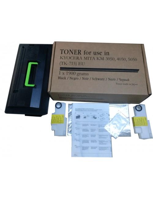 Συμβατό Καινούριο Τόνερ TK 715, Kyocera KM 3050, 4050, 5050 With Chip