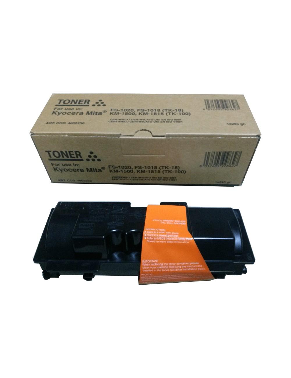 Kyocera KM 1500-ΚΜ 1815-FS 1118-1020-1018-2020 MFP Universal Συμβατό Τόνερ