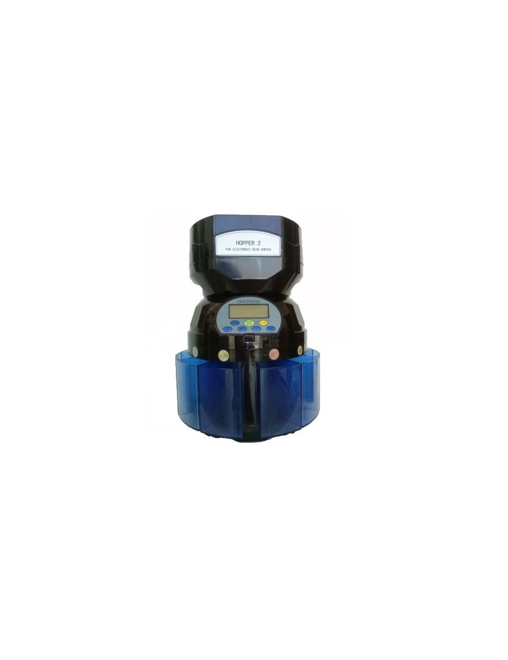 Μετρητής Καταμετρητής Διαχωριστής Κερμάτων Contact PCD 650 PLUS με πρόσθετη χοάνη
