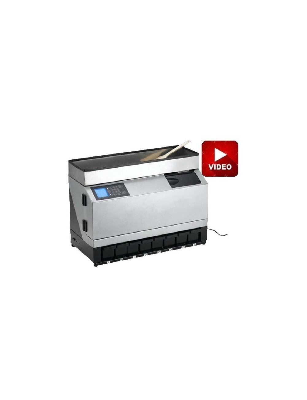 Καταμετρητής & Διαχωριστής Κερμάτων PCS1000