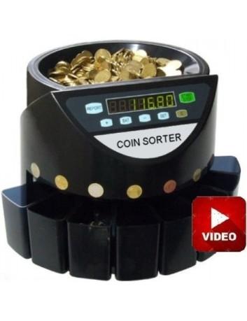 Μετρητής Καταμετρητής Διαχωριστής Κερμάτων Contact PCD 270