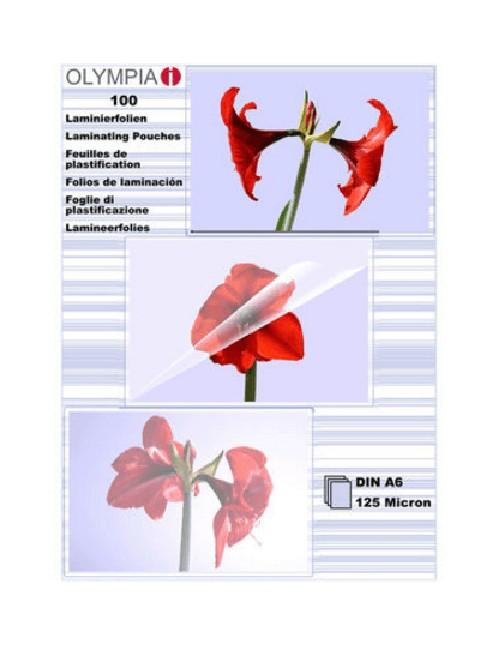 Διαφάνειες πλαστικοποίησης Α6 125mic.