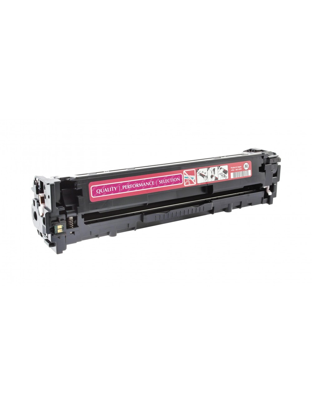 Συμβατό Τόνερ HP Color CM1415/MFP/CP1525 Magenta CE323A