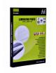 Διαφάνειες πλαστικοποίησης Α4 -125 mic