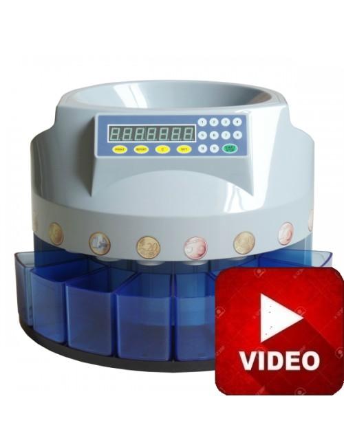Μετρητής Καταμετρητής Διαχωριστής Κερμάτων CS 280