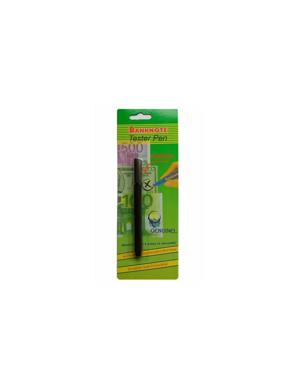 Blister Στυλό- μαρκαδόρος ανιχνευτής πλαστών χαρτονομισμάτων