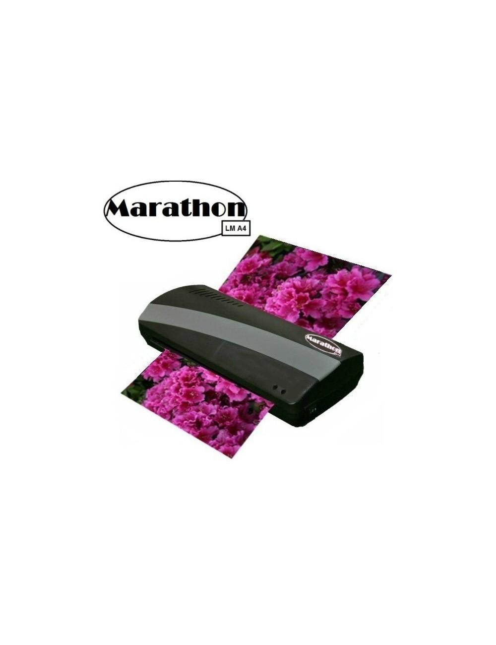 Πλαστικοποιητής MARATHON Α4 2 ΚΥΛΙΝΔΡΩΝ