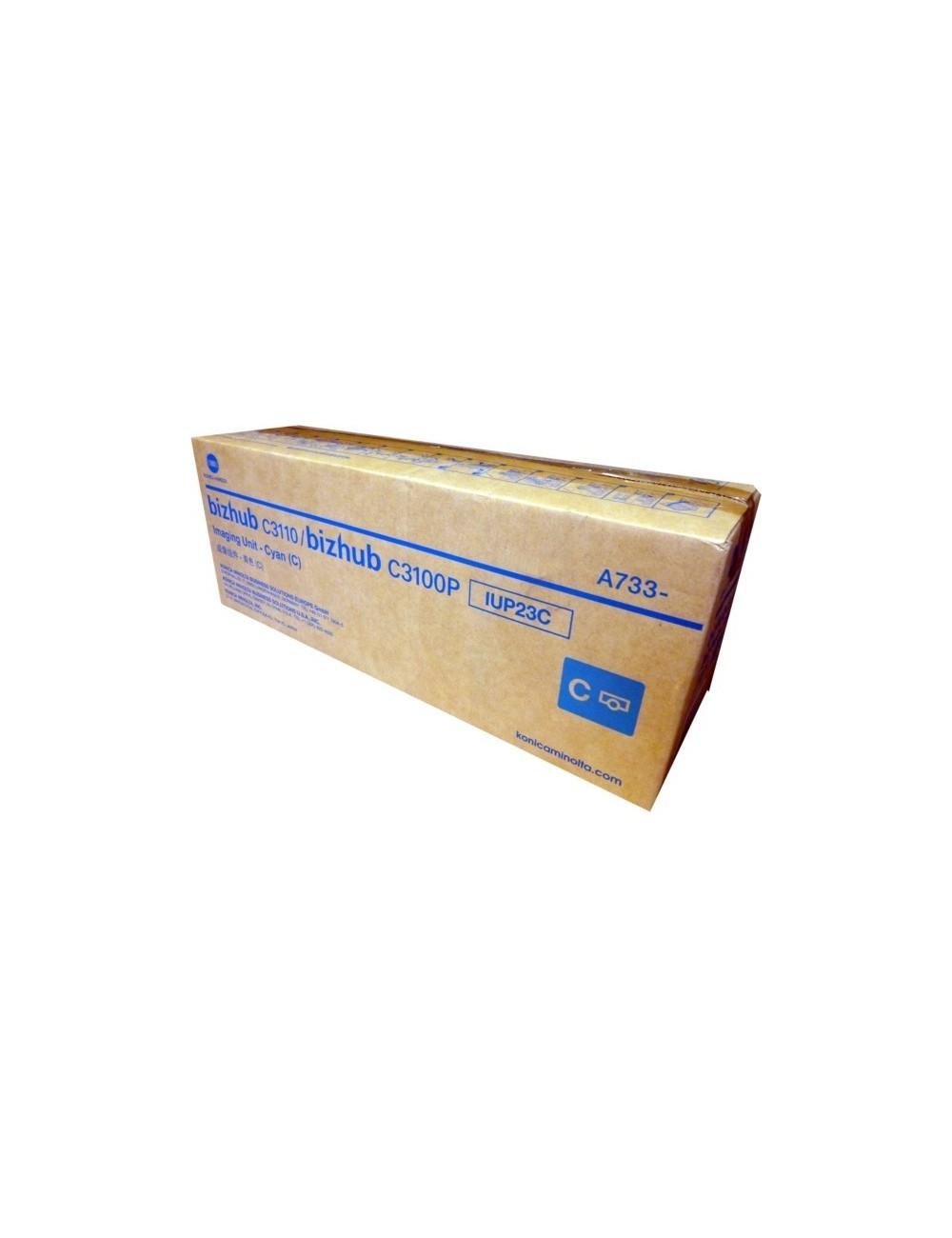 Imaging Unit Konica Minolta C3100P/3110 25Κ CYAN  Original A7330KH