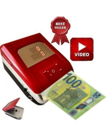 Ανιχνευτής & Καταμετρητής Χαρτονομισμάτων EC 700