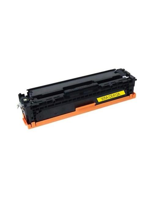 Συμβατό Τόνερ HP Color Pro 300/400/M375 CE412A Yellow