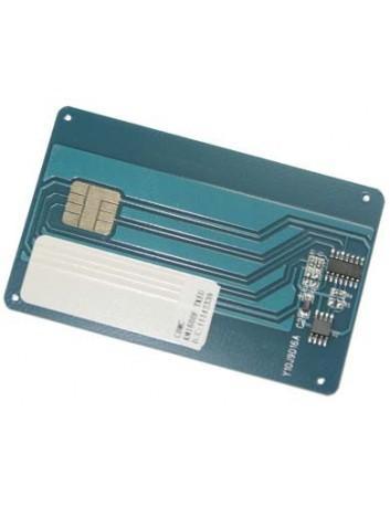 Chip Reset card Konica Minolta1600F 4k