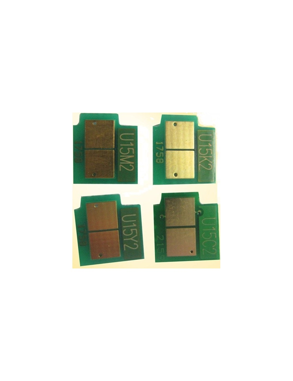 CHIP HP Color LJ3800/CP 3505 Yellow