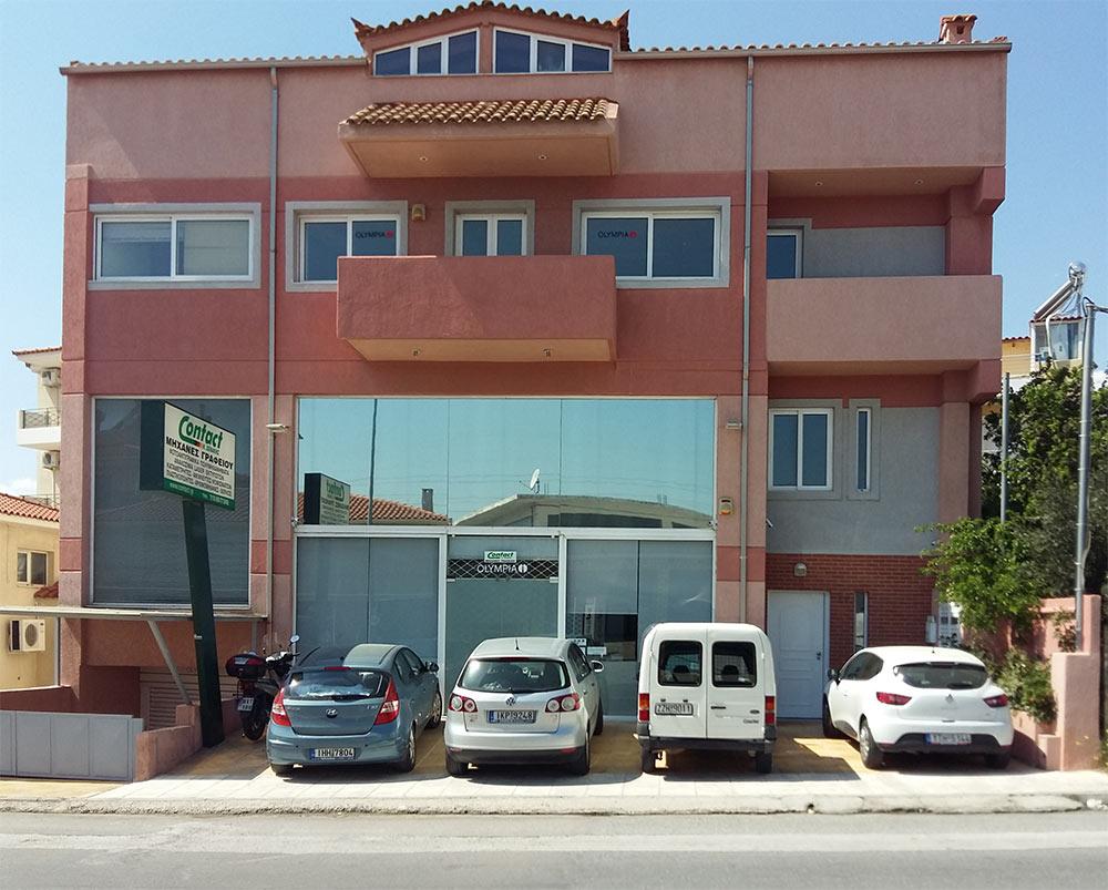 Κατάστημα Contact.gr